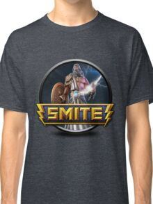 Smite Zeus Logo Classic T-Shirt
