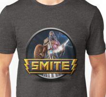 Smite Zeus Logo Unisex T-Shirt