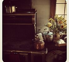 Woodstove by AmandaGrieshop