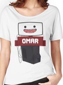 Omar :D Women's Relaxed Fit T-Shirt