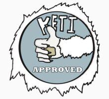 Yeti approved by atumatik