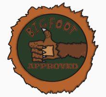 Bigfoot approved by atumatik