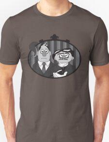 Lovecraft & Poe Unisex T-Shirt