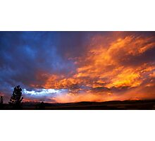 High Country Sunrise Photographic Print