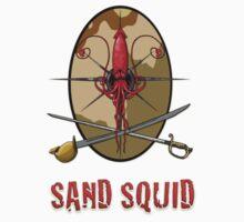 Sand Squid by SandSquid