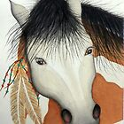"""SPIRIT HORSE"" by ShireenJackson"