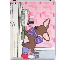 Chico Considers Going Blonde iPad Case/Skin