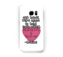 Fearlessly & Forever Samsung Galaxy Case/Skin
