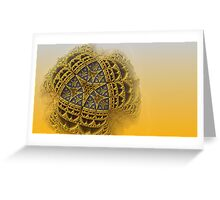 byzantine Greeting Card