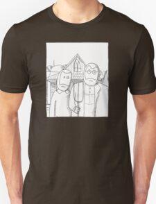 American Gothic 2010 T-Shirt