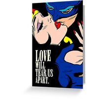 Love Vigilantes by Butcher Billy Greeting Card