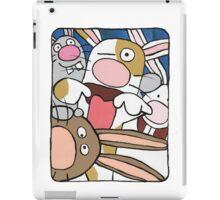 Awesome Bunny Photobooth #3 of 4 iPad Case/Skin