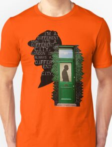 two hundred and twenty one B Baker Street Unisex T-Shirt