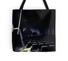 Destruction of Cinema 1 Tote Bag
