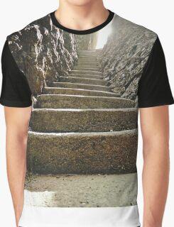 Stairway to Utopia Graphic T-Shirt