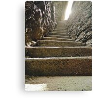 Stairway to Utopia Canvas Print