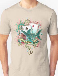 Poker Shark (black)  T-Shirt