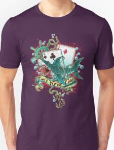 Poker Shark (black)  T-Shirt