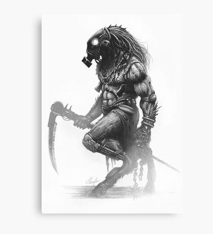 Survivor Slayer Canvas Print