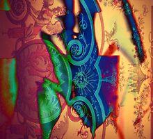 3885 Abstract Patterning by AnkhaDesh