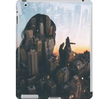 girl odesza iPad Case/Skin