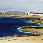 Industrial Shed- Corio Bay by ROSEMARY EAGLE