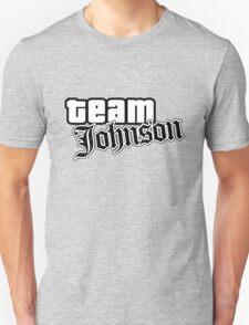 Team Johnson Unisex T-Shirt