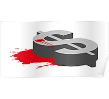 Kill the Dollar... Poster