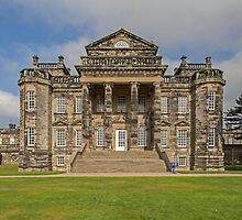 Delaval Hall by David Patterson