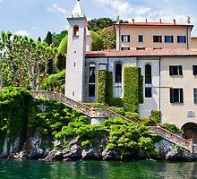 Villa Balbianello by Adrian Alford Photography