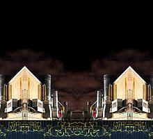 Industrial Evolution by Austin Dean