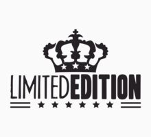 Limited Edition King Crown Stars Logo by Style-O-Mat
