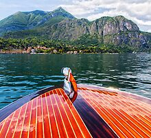Cruising Como by Adrian Alford Photography