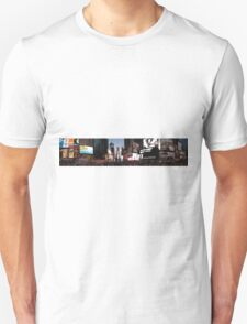 NYC - Panorama Unisex T-Shirt