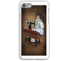 ✿♥‿♥✿ SEWING DOLL IPHONE CASE ✿♥‿♥✿  iPhone Case/Skin