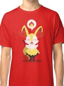 Choose Your Evolution: Fire Classic T-Shirt