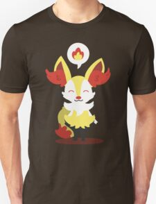 Choose Your Evolution: Fire Unisex T-Shirt
