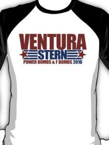 Ventura Stern 2016 Power Bombs & F Bombs T-Shirt