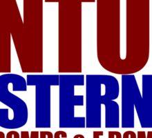 Ventura Stern 2016 Power Bombs & F Bombs Sticker