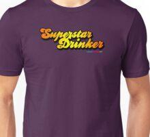 Superstar Drinker Unisex T-Shirt