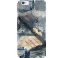 Battle of the squares iPhone Case/Skin