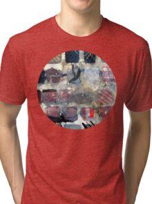 Squares of experimentation Tri-blend T-Shirt