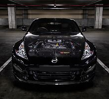 Nissan 370Z by SD Smart