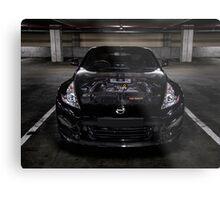 Nissan 370Z Metal Print