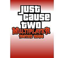 JCMP/GTA Chinatown Wars Logo Photographic Print