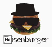 Breaking Bad - Heisenburger by TheFinalDonut