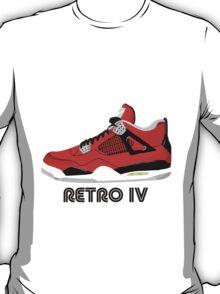 Retro IV T-Shirt