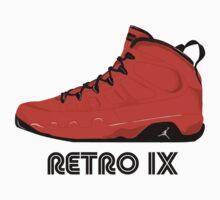 Retro IX by JordanAdamB