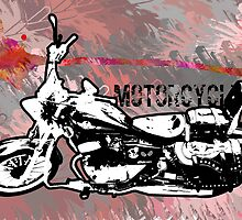Motorcycle by TheThomasLion