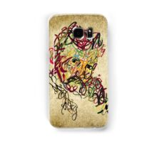 Typo Nikola Tesla design Samsung Galaxy Case/Skin
